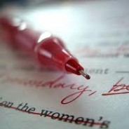 Rewriting vs. Editing the #NaNoWriMo Novel #writetip